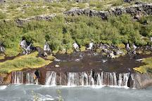 Hraunfossar, Husafell, Iceland