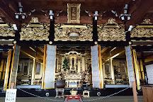Anyoji Temple, Gujo, Japan