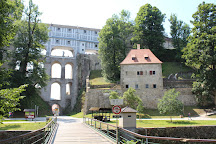 Cesky Krumlov Castle, Cesky Krumlov, Czech Republic