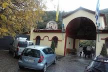 Monastery of St. Dionysios in Olympus, Litochoro, Greece