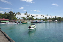 Labuan Cermin Lake, East Kalimantan, Indonesia