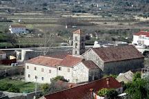 Church, St. Nicholas, Ston, Croatia