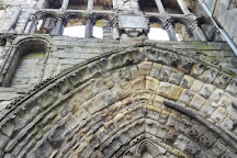 Holyrood Abbey, Edinburgh, United Kingdom