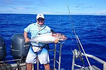 Bonefish - E2's Way, Aitutaki, Cook Islands
