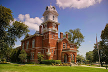 Gwinnett Historic Courthouse, Lawrenceville, United States