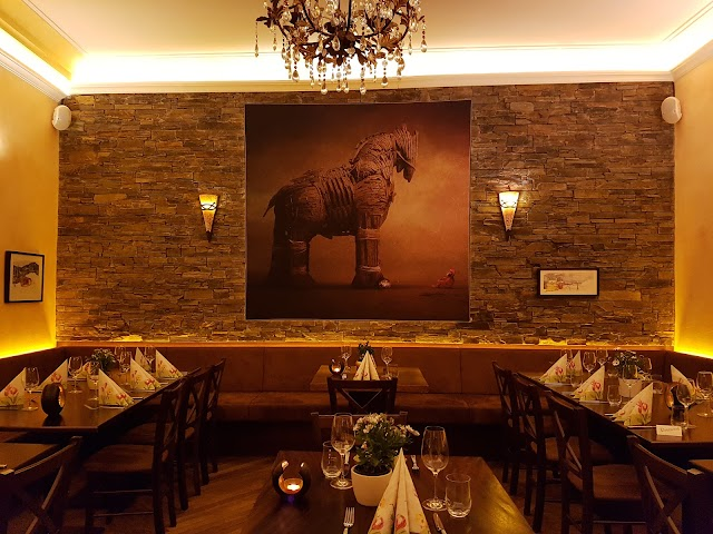 Restaurant Troja im grünen Kranz
