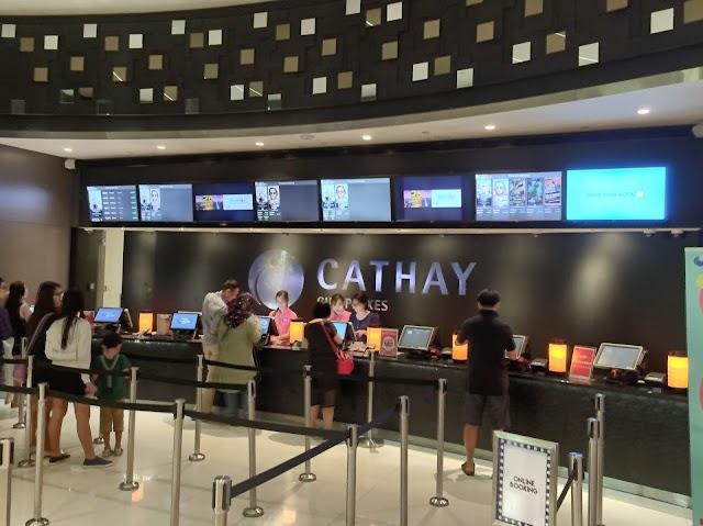 Cathay Cineplex Jem