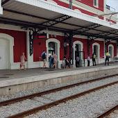 Train Station  Blanes