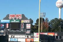 Five County Stadium, Zebulon, United States