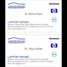 Laptop House islamabad