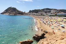 Great Beach, Tossa de Mar, Spain
