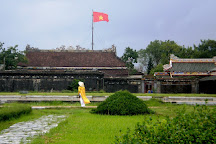 The Flag Tower, Hue, Vietnam