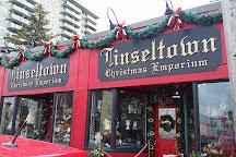 Tinseltown Christmas Emporium, Ottawa, Canada