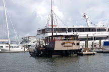 Island Express Ferry Service, Beaufort, United States