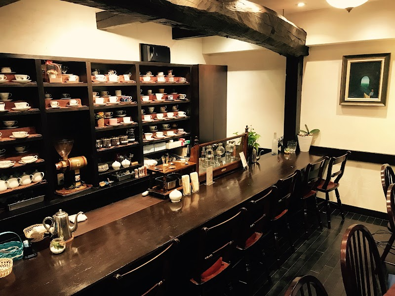 Tea Room Flor