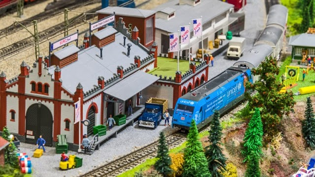 Osoyoos Desert Model Railroad