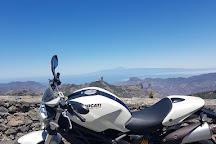 Mirador los Pozos de las Nieves, Vega de San Mateo, Spain