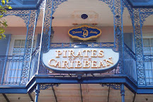 Pirates of the Caribbean, Anaheim, United States