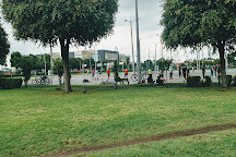 Parque San Andres, Bogota, Colombia