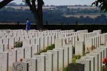 Bretteville-sur-Laize Canadian War Cemetery, Cintheaux, France