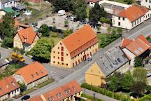 Hvedemagasinet, Bandholm, Denmark