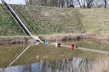 Moses Bridge, Halsteren, The Netherlands