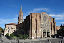 Basilique Saint-Sernin, Toulouse, France