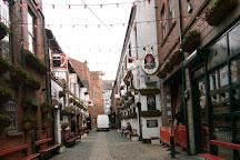 Cathedral Quarter, Belfast, United Kingdom