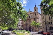 Basilica of Santa Engracia Church, Zaragoza, Spain