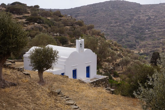 Mavro Vouni Church
