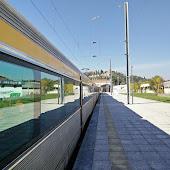 Железнодорожная станция  Tomar