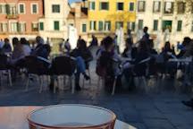 Mood Campo Santa Margherita Venezia, Venice, Italy