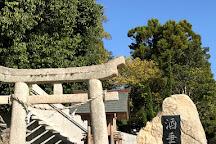 Sakatari Shrine, Hofu, Japan