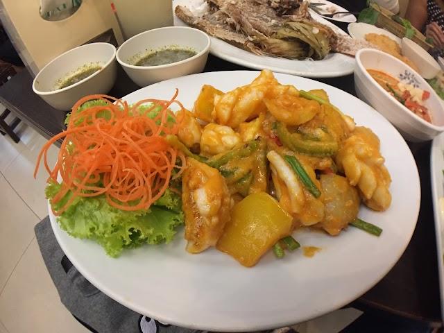 TubTim Thai & Seafood Restaurant