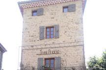 Maison Jean Ferrat, Antraigues-sur-Volane, France