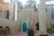Lonban Mosque, Isfahan, Iran