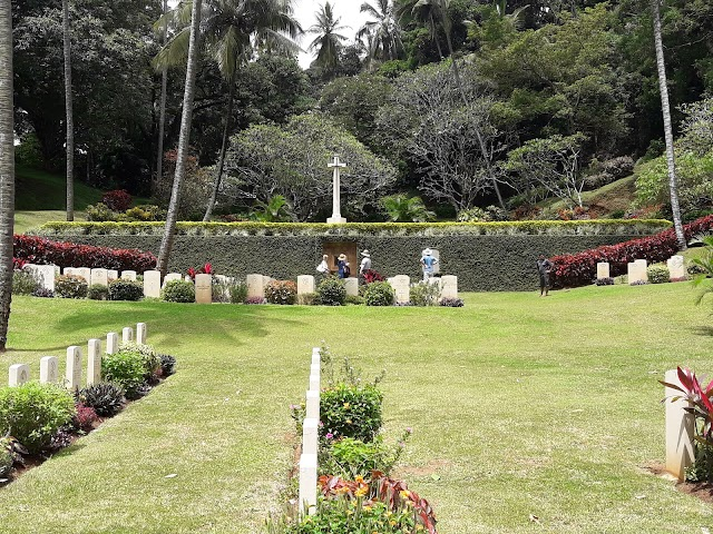 Commonwealth War Graves Commission Kandy Cemetary