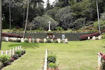 Commonwealth War Cemetery, Kandy, Sri Lanka
