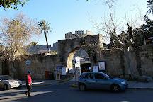 Throne of Helios, Rhodes Town, Greece