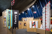 Espace des Inventions, Lausanne, Switzerland