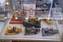 Scientific and Technical Museum of History of A Tractor, Cheboksary, Russia