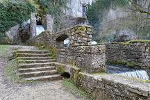 Source du Lison, Nans-sous-Sainte-Anne, France