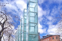 New England Holocaust Memorial, Boston, United States