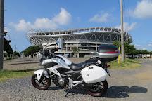 Kashima Soccer Stadium, Kashima, Japan