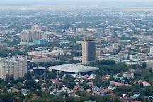 Kok-Tobe Hill, Almaty, Kazakhstan