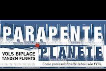 Parapente Planete, Les Carroz-d'Araches, France