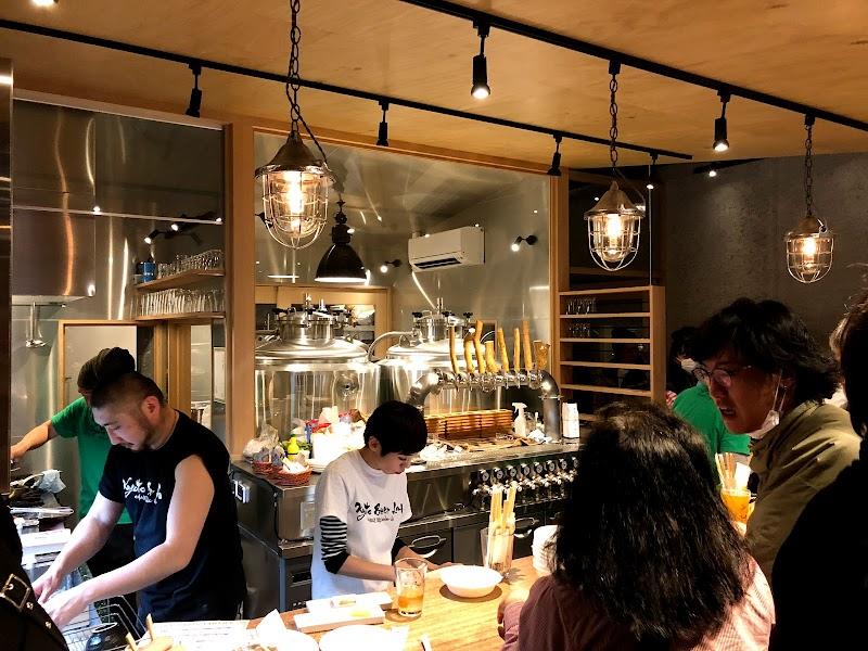 Kyoto Beer Lab 京都ビアラボ