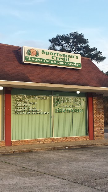 Sportsman's Credit LLC Payday Loans Picture