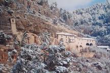 Santuario Virgen de la Balma, Zorita del Maestrazgo, Spain