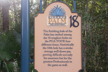 Disney's Palm Golf Course, Orlando, United States